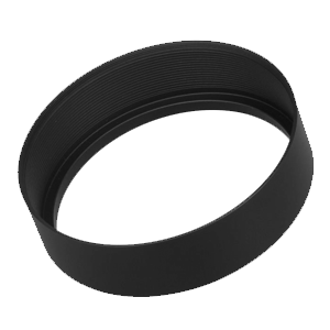 Metal Lens Hood, follow your heart and avoid distractions.