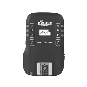 Professional wireless flash remote control, wireless remote control and arbitrary control