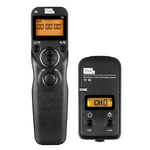 Professional Wireless Timer Remote Control, heart timing and multiple functions.