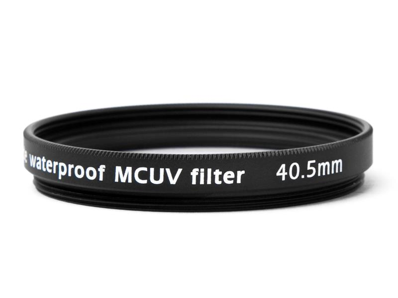Pixel UGUV-40.5mm MC-UV Filter, strong protection and low light.