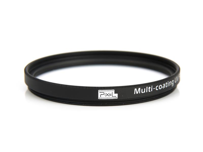 Pixel MCUV Filter 55mm, strong protection and improve quality.