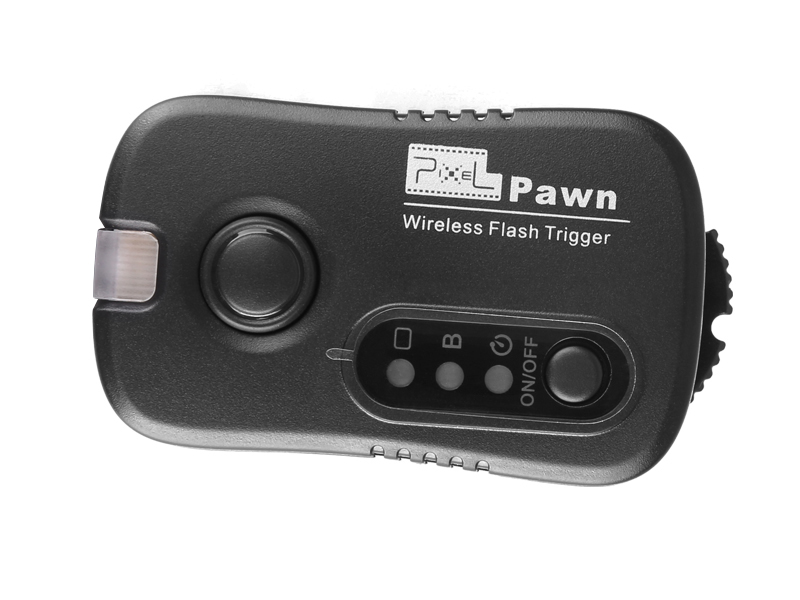Pixel Pawn (TF-364) professional flash remote control, wireless control and powerful functions.