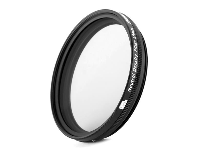 Pixel ND2-ND400 58mm filter, strong protection and improve quality.