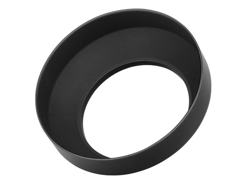 Pixel Kova-W 62mm metal Lens Hood with wide angle, remove the interference and backlight photography.