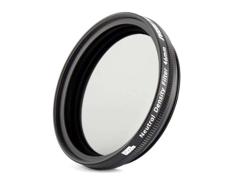 Pixel ND2-ND400 46mm filter, strong protection and improve quality.