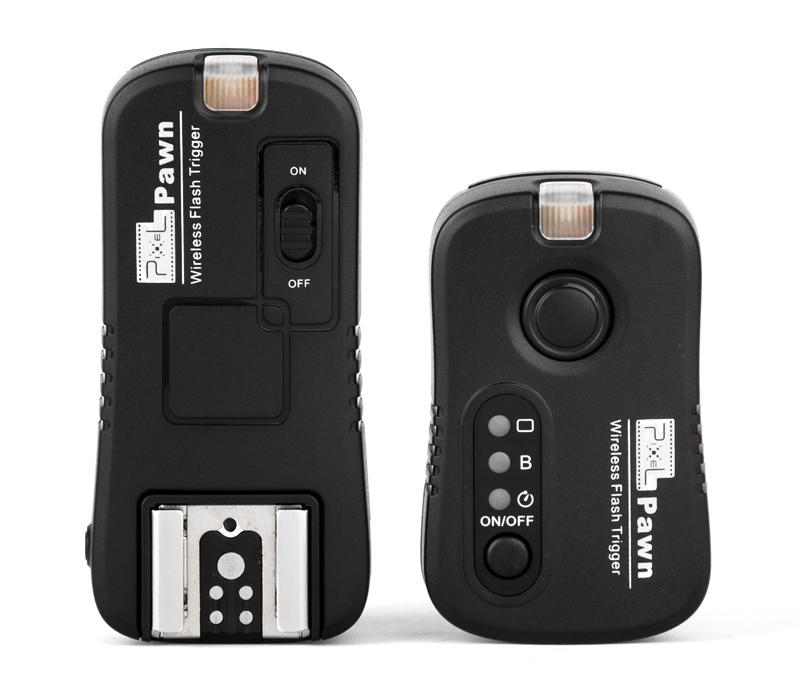 Pixel Pawn (TF-361)  professional flash remote control, wireless control and powerful functions.