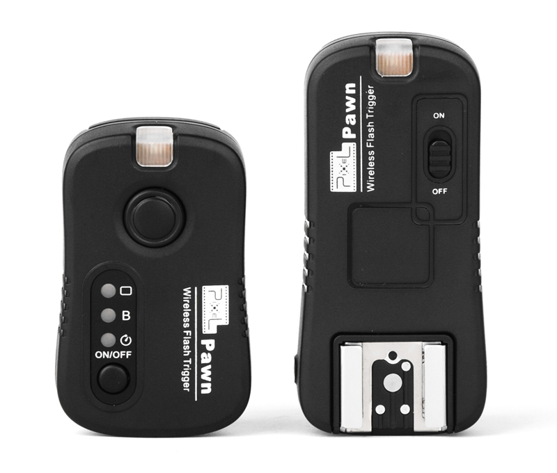 Pixel Pawn (TF-363)  professional flash remote control, wireless control and powerful functions.