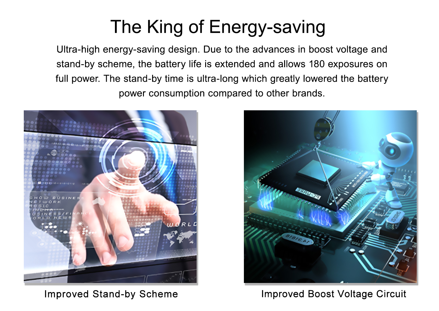 The King of Energy-saving